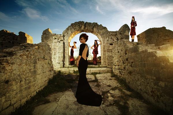 Kampanja Finalisti Split City Fashion a