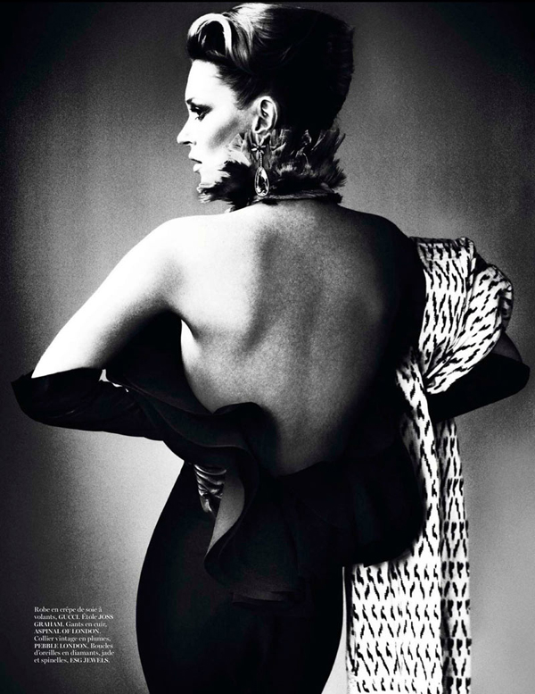 "KateMossMarioTestino10 ""Vogue Paris"": Nova modna bajka Kate Moss"