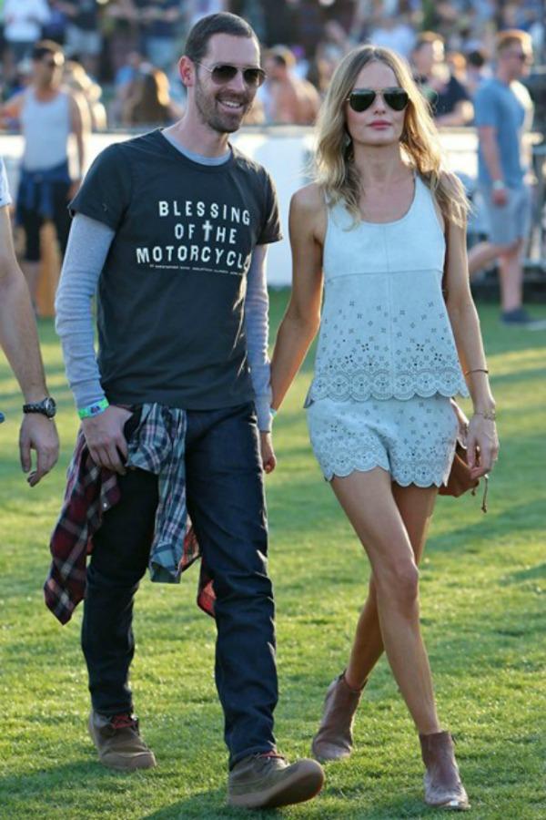 Kejt Bosvort Coachella 2013: Festival prolećnih trendova