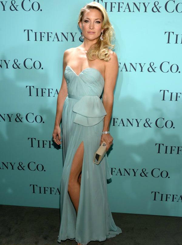 Kejt Hadson1 Fashion Police: Tiffany bal