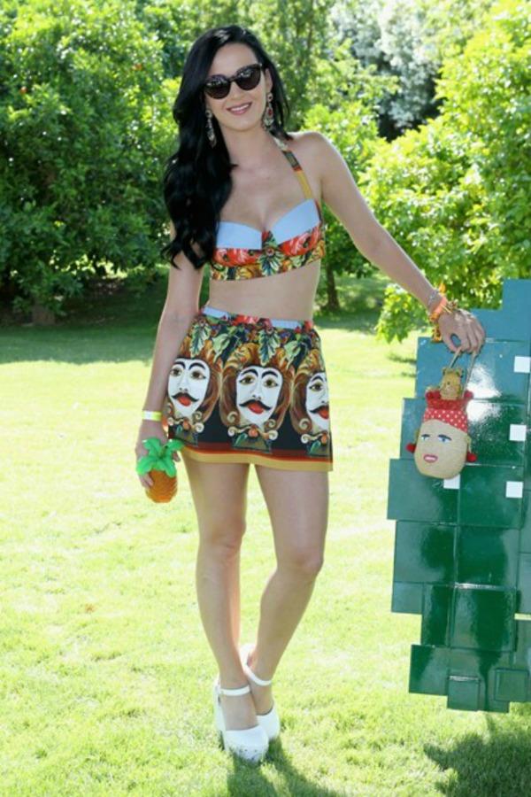 Kejti Peri Coachella 2013: Festival prolećnih trendova