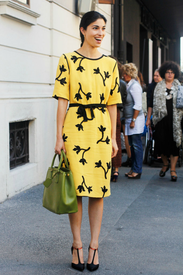 Kerolajn Street Style: 50 najvećih zvezda uličnog stila (5. deo)