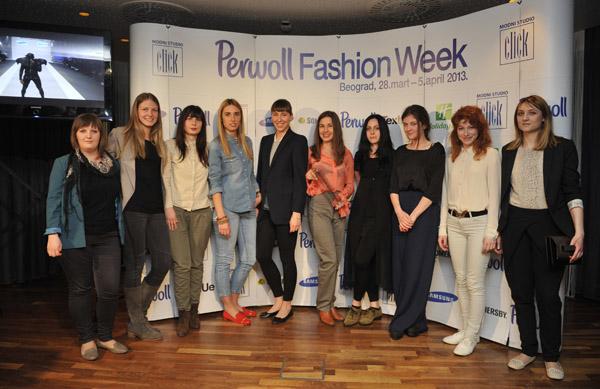 Klasa 33. Perwol Fashion Week: Svečano zatvaranje i dodela nagrada