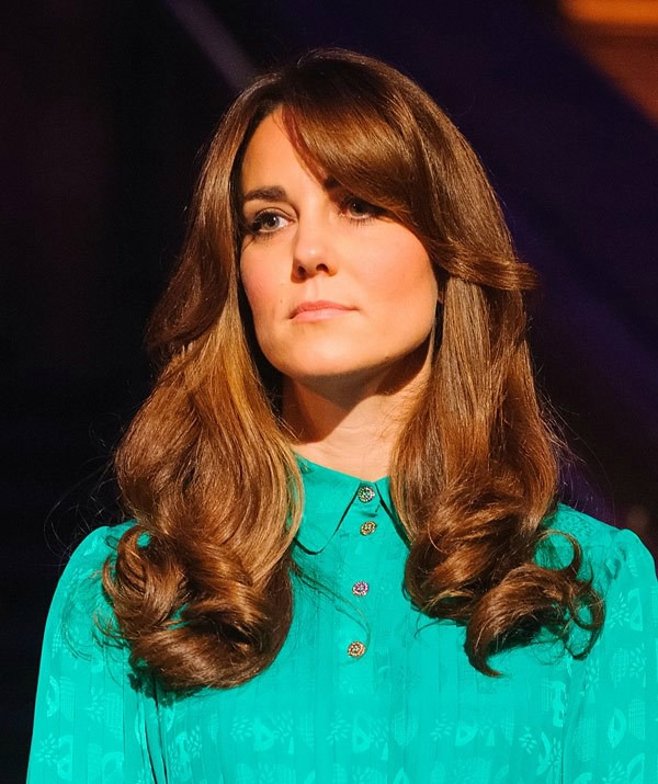 Kose šiške kao kod Kate Middlton slika 8 Šiške su ponovo u trendu