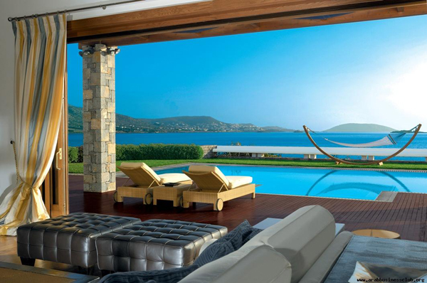 Kraljevska vila Atina Osam najskupljih hotelskih apartmana na svetu