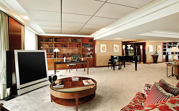 Kraljevski penthaus «eneva Osam najskupljih hotelskih apartmana na svetu