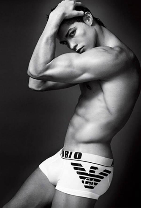 Kristijano Ronaldo Najzgodniji sportisti kao modeli (1. deo)
