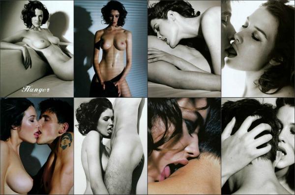 Kristin Varli Kirstin Varley Rankin Rankin za S Magazine via The Fashion Spot Seks i golotinja su uvek u modi