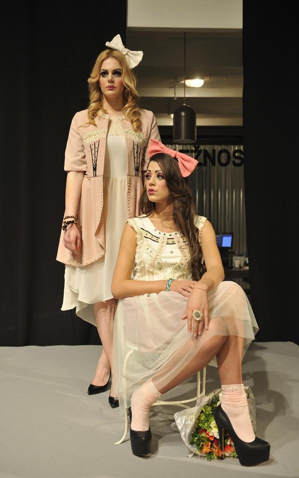 Lada Dragovic  33. Perwoll Fashion Week: Modne Vinjete
