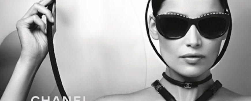Chanel: Laetitia Casta i Karl Lagerfeld