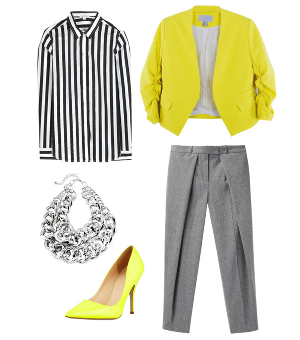 Look of the day3 Look of the Day: Dominantna limun žuta