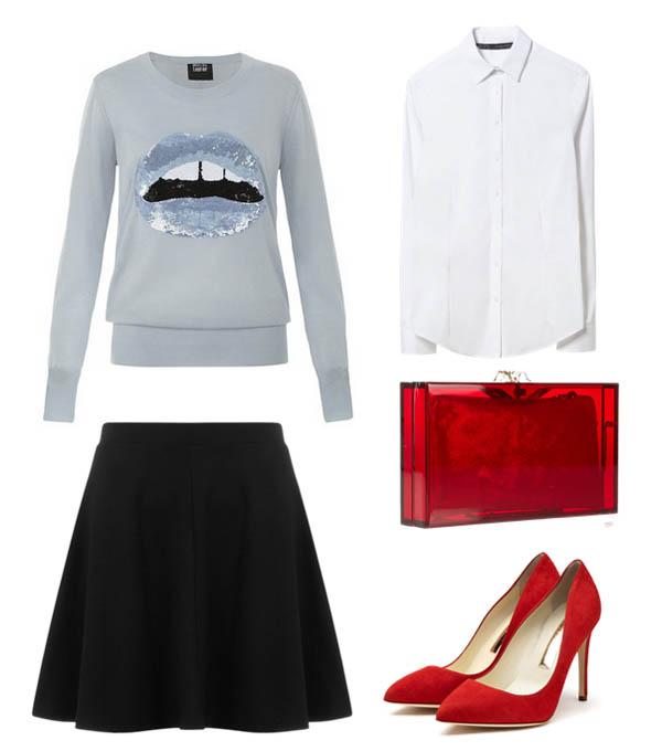 Look38 Look of the Day: Autentičnost na delu