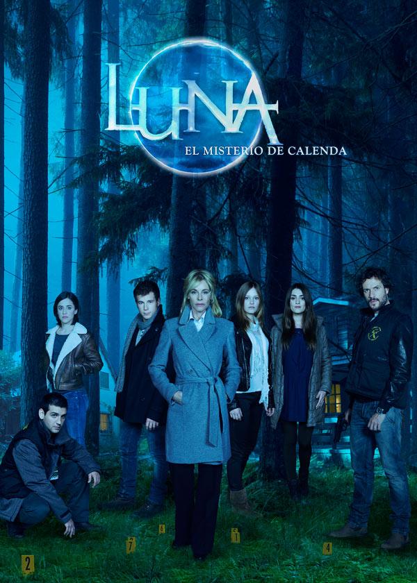 "Luna el misterio de Calenda 1 Serija četvrtkom: ""LUNA, el misterio de Calenda"""