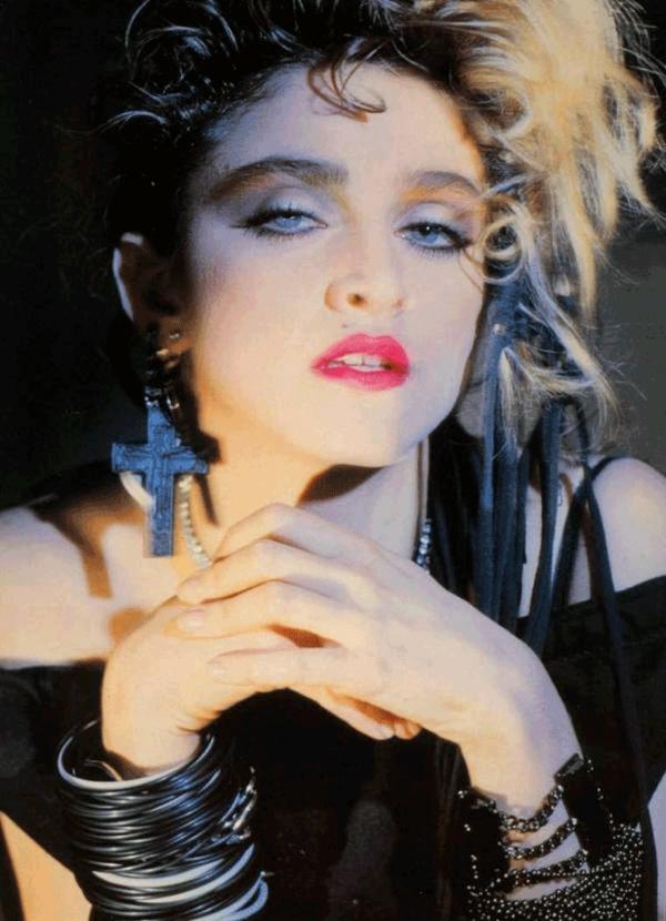 Madona osamdesetih 21 Istorija mode: Osamdesete godine