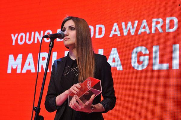 Marijana Gligic Zatvaranje 33. Perwoll Fashion Week a