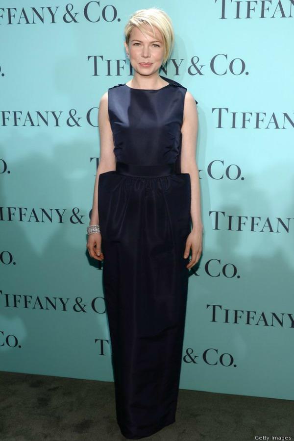 Mišel Vilijams Fashion Police: Tiffany bal