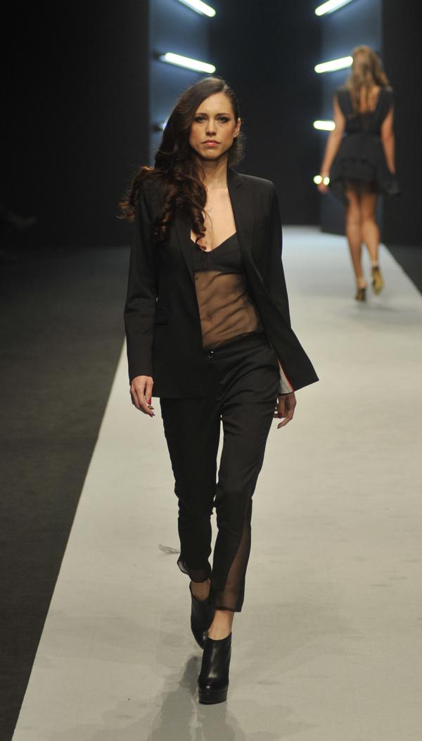 Milica Opacic  33. Perwoll Fashion Week: Treći dan