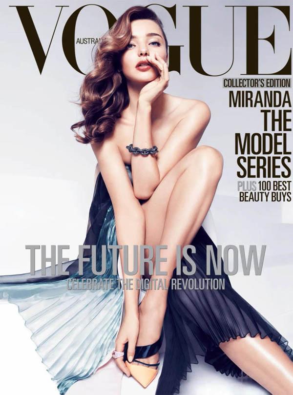 "MirandaKerrVogueAustralia9 April2013 ""Vogue Australia"": Predivna Miranda Kerr"