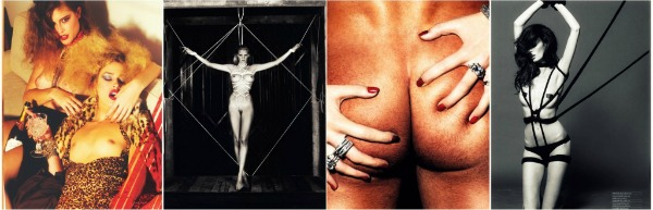 Moda ili pornografija Seks i golotinja su uvek u modi