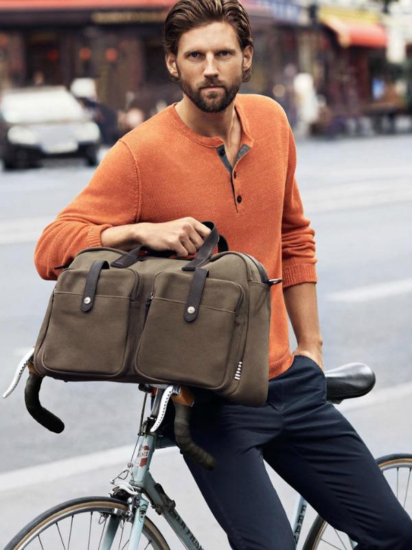 Moderna muska torba Marc O'Polo: Džentlmen i dama