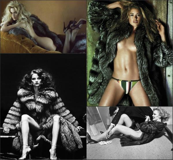 Moderno golo provokativno Seks i golotinja su uvek u modi