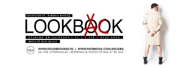 NM cover Retrospektiva modne fotografije Lookb(oo)ack