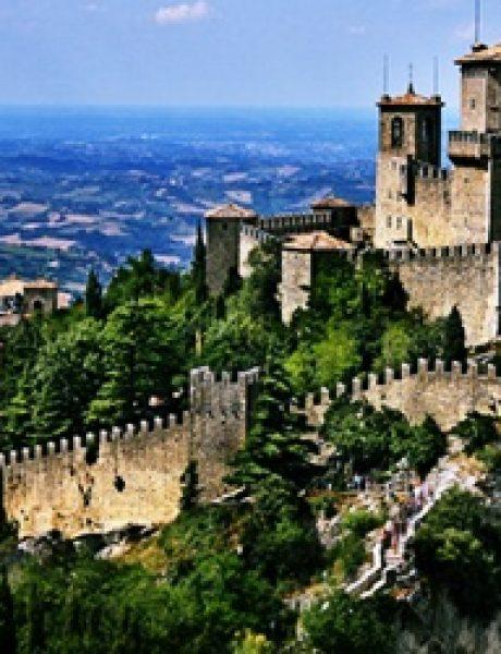 Najlepše od Evrope: San Marino, zemlja slobode i visina