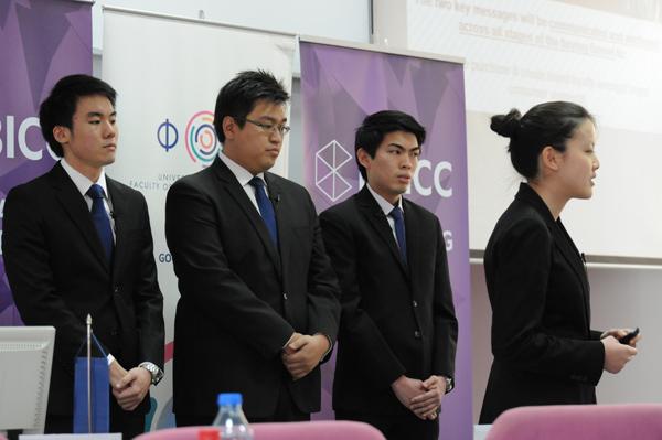 National University of Singapore Belgrade Business International Case Competition: Izabrana tri pobednička internacionalna tima