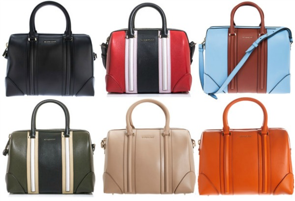 Nekoliko vrsta Givenchy Lucrezia torbi Lucrezia: Torba za kojom sve devojke lude