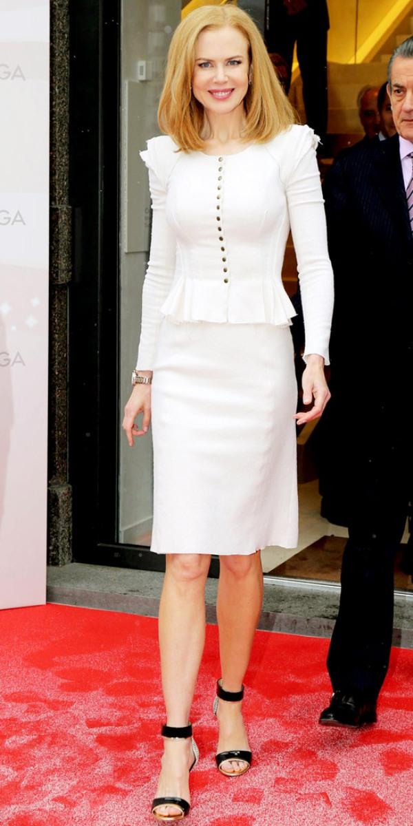 Nicole Kidman Celebrity stil dana: Nicole Kidman