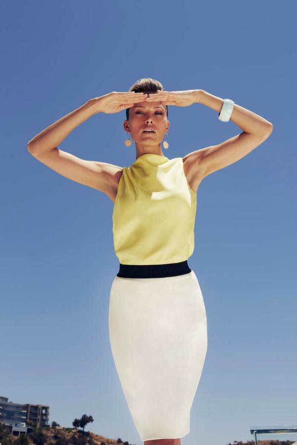 Petra Nemcova 31 Civerné: Lep i sunčan dan, kao stvoren za eleganciju
