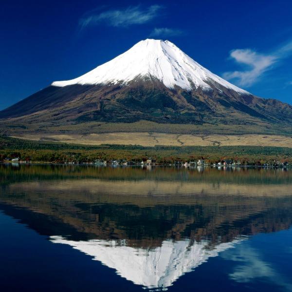 Planina Fudži Sedam geografskih činjenica o Japanu