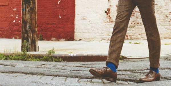 Plave èarape Muška moda: Sve nijanse plave