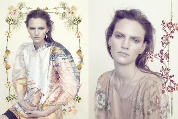 "Posebno ""Harpers Bazaar UK"": Majska modna bajka"