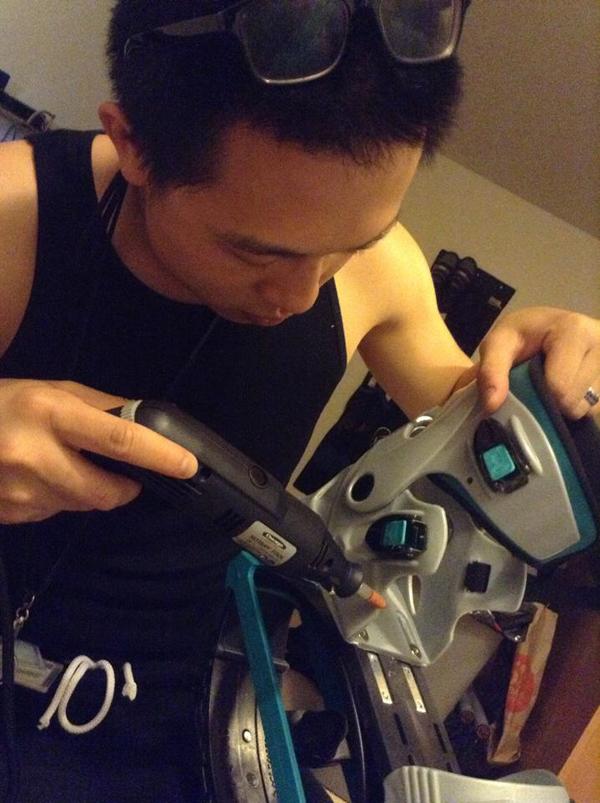Pravljenje prototipa cipela Wannabe intervju: Peter Nguyen, novo ime u svetu fitnesa