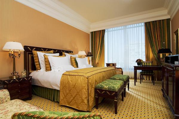 Rik Karlton Moskva Osam najskupljih hotelskih apartmana na svetu