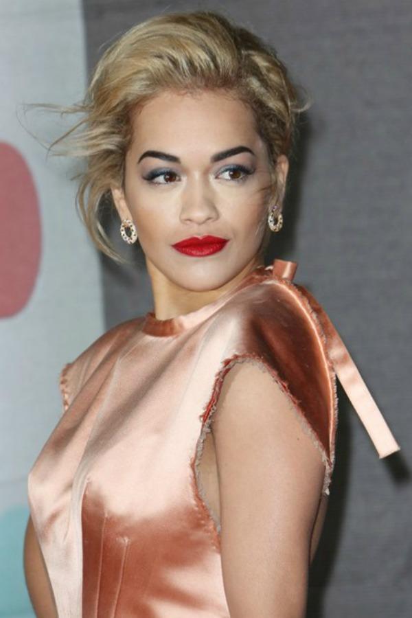Rita Ora Najlepše slavne dame na crvenom tepihu 2013. godine