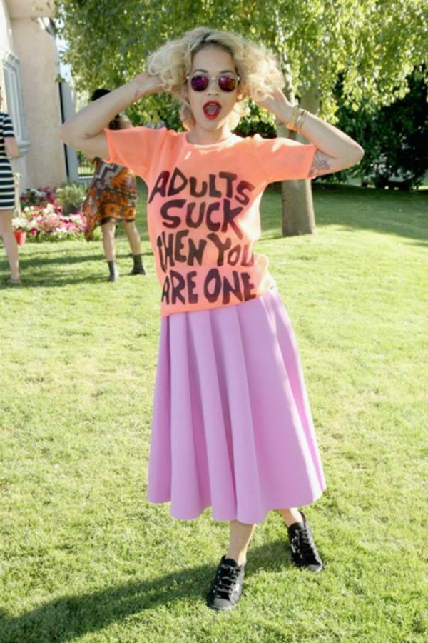 Rita Ora1 Coachella 2013: Festival prolećnih trendova
