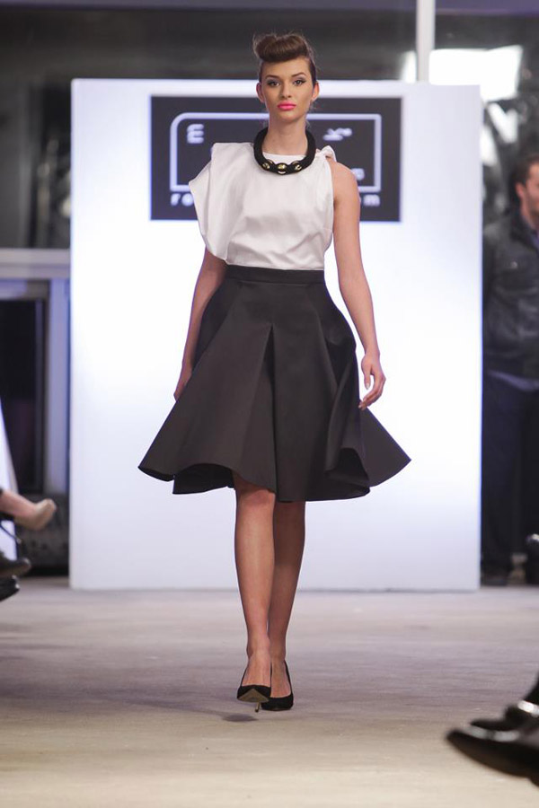 Rosica Mrsic 1 Fashion Week Skoplje: Rosica Mrsik