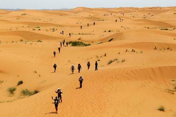 Sahara maraton Uzbudljiva putovanja