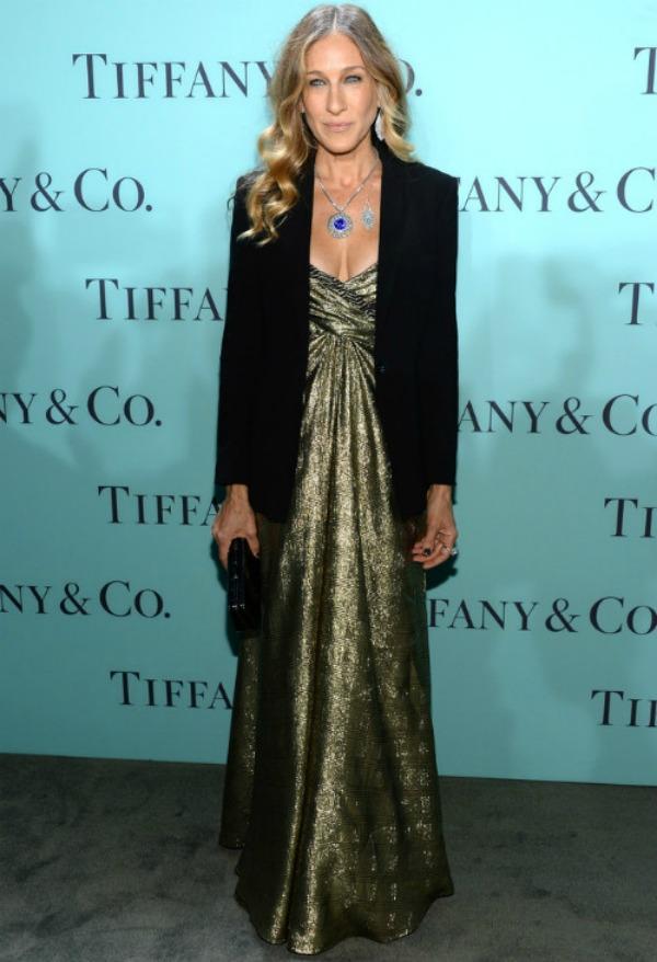 Sara Džesika Parker Fashion Police: Tiffany bal