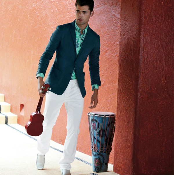 Sean OPry Saks Fifth Avenue Spring 2013 09 Saks Fifth Avenue: Klasično i moderno