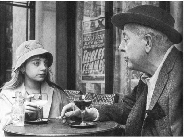 Slika 1 Ljubavi svetskih pisaca: Jacques Prevert