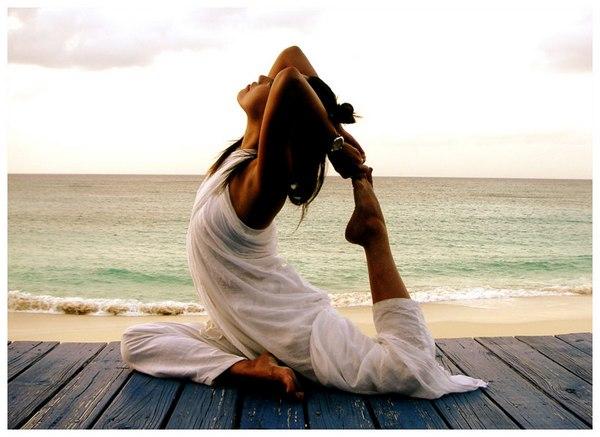 Slika 2 Yoga Za sreću je potrebno malo