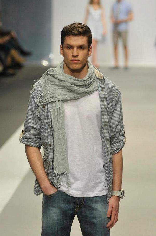 Slika 2 karirane kosulje za pripadnike jaceg pola 33. Perwoll Fashion Week: Legend