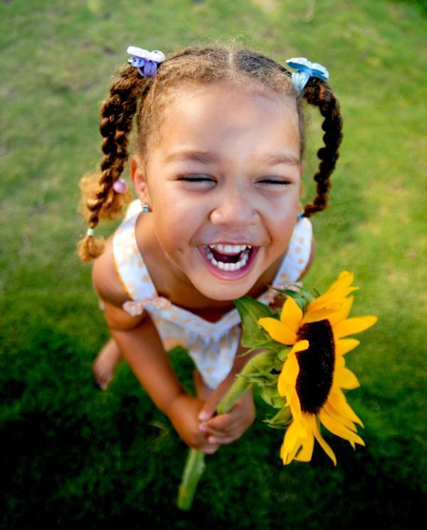 Smijeh slika 2 Stvari koje nas čine srećnim svaki dan