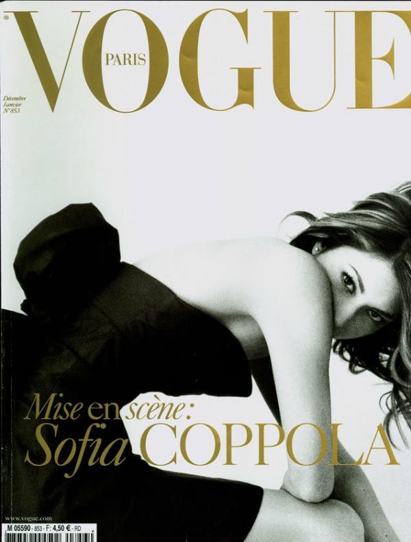 Sofia Copola naslovnica Moda na naslovnici: Elegantna i prefinjena Sofia Coppola