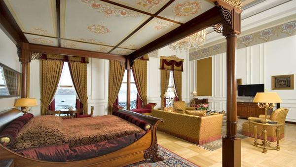 Sultan Istanbul Osam najskupljih hotelskih apartmana na svetu