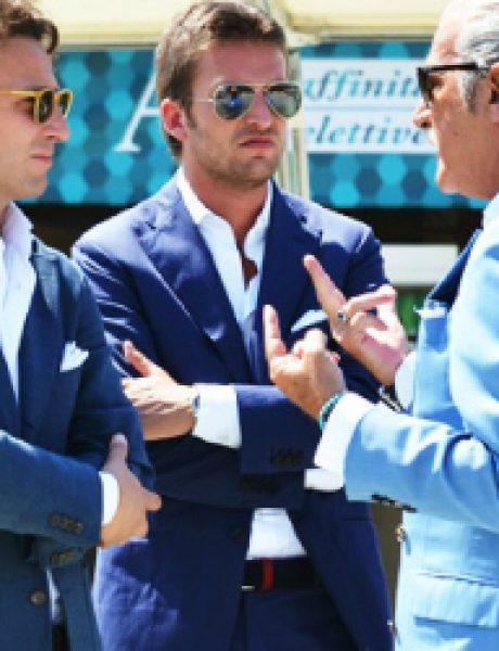 Muška moda: Sve nijanse plave