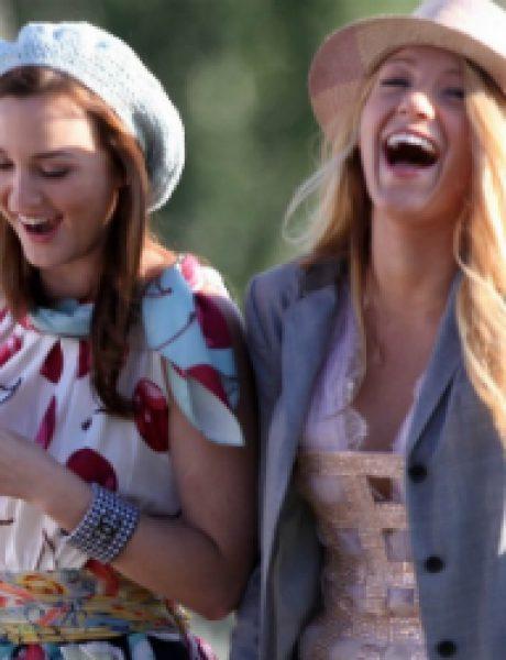 """The Best Fashion Moments: """"Gossip Girl"""" u gradu svetlosti"""